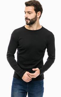 Базовая футболка с длинными рукавами Alcott