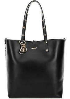 Вместительная двусторонняя сумка Blugirl