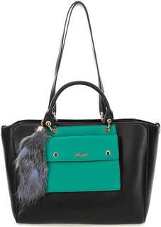Вместительная сумка с дополнительной маленькой сумкой Blugirl