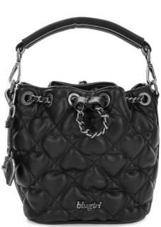 Маленькая сумка-торба Blugirl