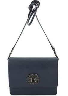 Маленькая сумка из сафьяновой кожи Ermanno Ermanno Scervino