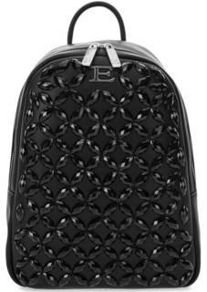 Вместительный рюкзак с отделкой камнями Ermanno Ermanno Scervino