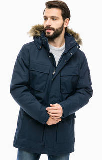 Зимняя куртка с меховой отделкой Jack Wolfskin