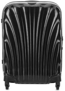 Маленький серый чемодан на колесах Samsonite