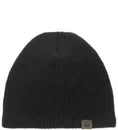 Черная шерстяная шапка Goorin Bros.