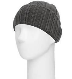 Серая шапка из хлопка Goorin Bros.