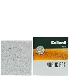 Ластик для чистки и расчесывания велюровой кожи и нубука Collonil
