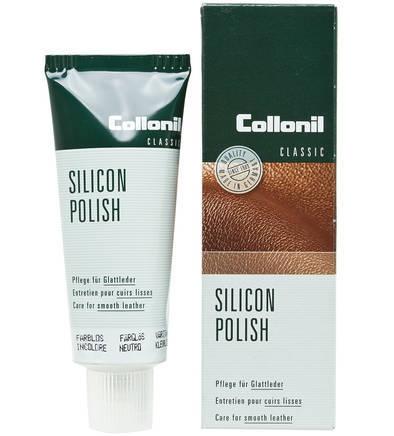 Бесцветный крем для чистки и защиты кожи