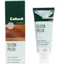 Черный крем для чистки и защиты кожи Collonil