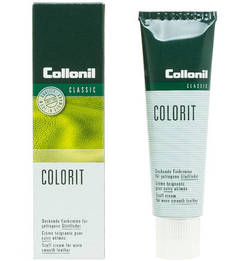 Крем-восстановитель цвета для изделий из гладкой кожи Collonil
