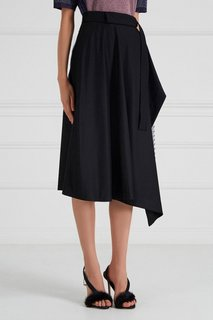 Асимметричная юбка Carven