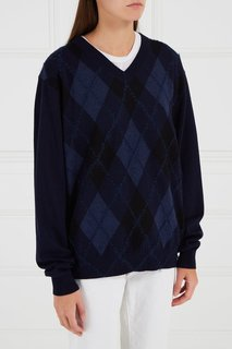 Пуловер из шерсти и мохера Acne Studios