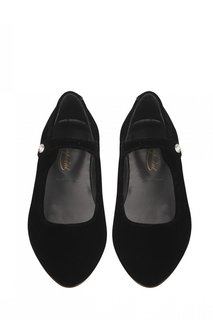 Фактурные туфли из кожиBelinda Bonpoint