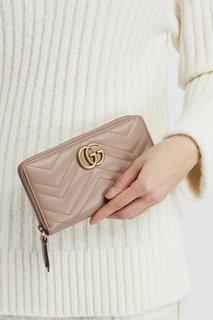 Стеганый кошелек Gucci