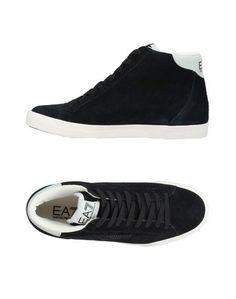 Высокие кеды и кроссовки EA7