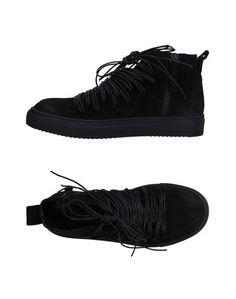Высокие кеды и кроссовки Rundholz Black Label