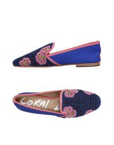 Мокасины Coral Blue