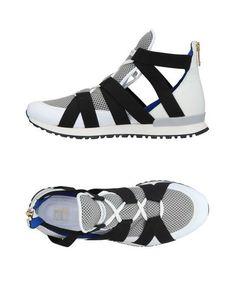 Высокие кеды и кроссовки Vionnet