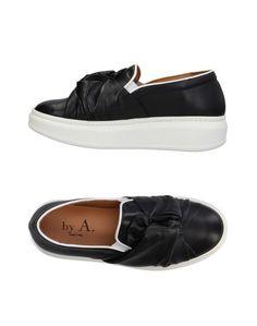 Низкие кеды и кроссовки BY A.
