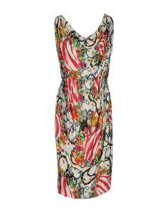 Платье до колена Class Roberto Cavalli