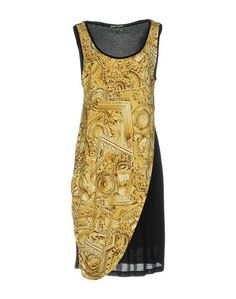 Платье до колена Versace Jeans