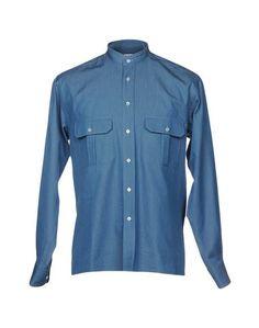 Джинсовая рубашка Camo
