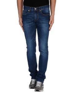 Джинсовые брюки Dirk Bikkembergs