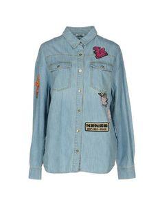 Джинсовая рубашка Kenzo