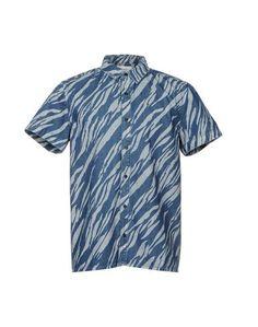 Джинсовая рубашка Les Benjamins