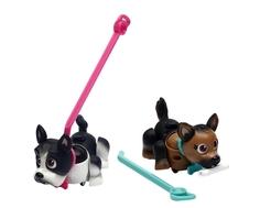 Игровой набор Pet Club Parade Фигурки собачек с косточками и поводком в ассортименте