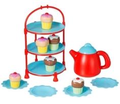 Набор для чая HTI Smart с кексами