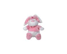 Мягкая игрушка Gulliver Кролик белый сидячий Gulliver 41 см