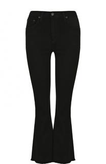Укороченные расклешенные брюки Rag&Bone Rag&Bone