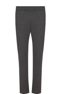 Кашемировые брюки прямого кроя Valentino
