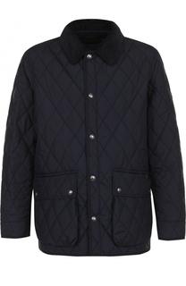 Стеганая куртка на кнопках Polo Ralph Lauren