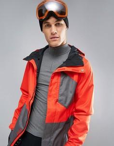 Горнолыжная куртка Volcom Retrospec - Красный