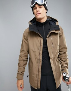 Лыжная куртка Volcom L - Зеленый