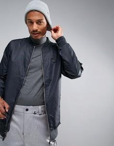 Теплая лыжная куртка Volcom Werk - Черный