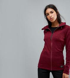 Флисовый топ с капюшоном под горнолыжную куртку ONeill - Красный O`Neill