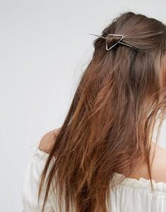 Заколка для волос DesignB - Серебряный
