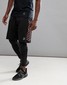 Спортивные шорты Threadbare - Черный