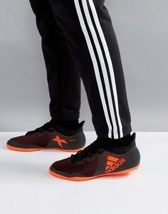 Черные кроссовки adidas Football X Tango 17.3 CG3718 - Черный