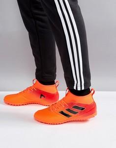 Оранжевые кроссовки adidas Football Ace Tango 17.3 Astro Turf BY2203 - Оранжевый