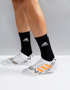 Белые кроссовки adidas Football Nemeziz x Messi Tango CG2967 - Белый