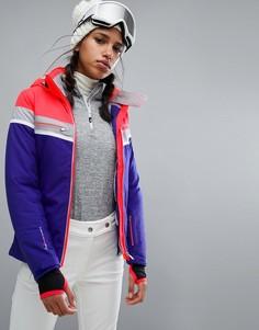 Дутая горнолыжная куртка Dare2be Premiss - Фиолетовый