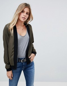 Куртка без застежек Ichi - Зеленый