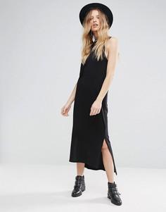 Платье макси Cheap Monday Twine - Черный