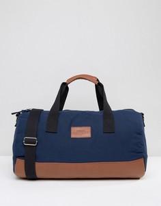Темно-синяя сумка дафл Dead Vintage - Синий