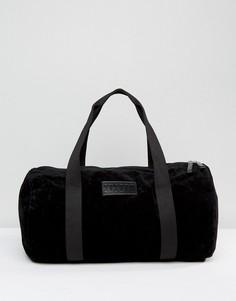 Черная сумка дафл Dead Vintage - Черный
