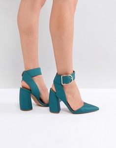 Туфли на высоком каблуке ASOS PACIFIC - Зеленый